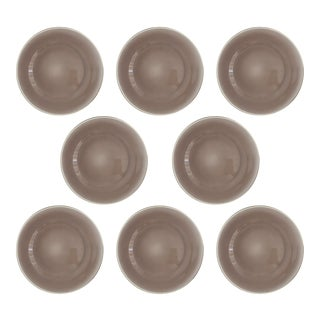 Siren Fawn Charger Plate - Set of 8 For Sale