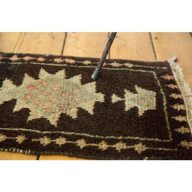Vintage Oushak Square Rug Mat - 1′5″ × 1′11″ - Image 3 of 5