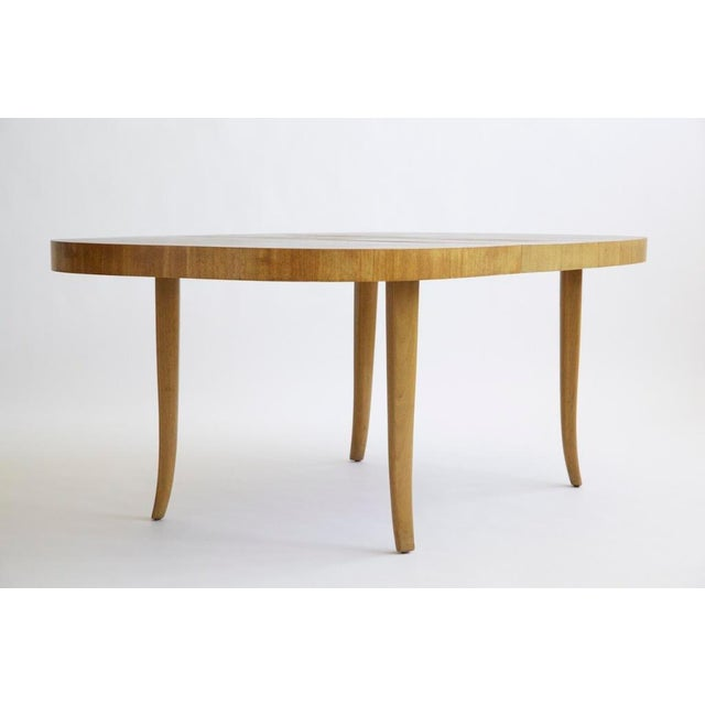 Dunbar Furniture Edward Wormley Dining Table For Sale - Image 4 of 10