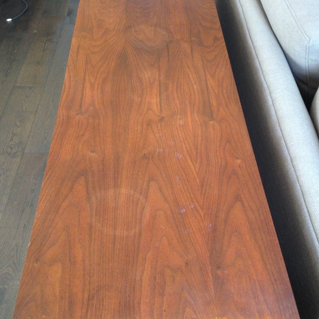 Mid 20th Century 1960 Drexel Declaration Kipp Steward McDougell Drop-Leaf Dining Table For Sale - Image 5 of 11