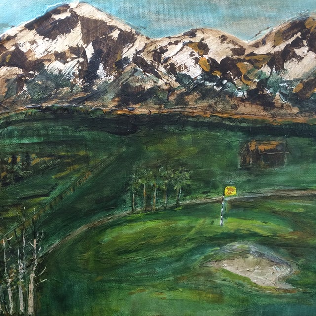 Golfing in the Mountains - Image 4 of 4