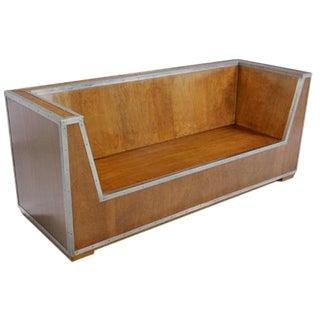1930s Vintage Paul Frankl Sofa For Sale