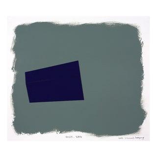 "Kyong Lee ""Eckige Masse 045"", Painting For Sale"