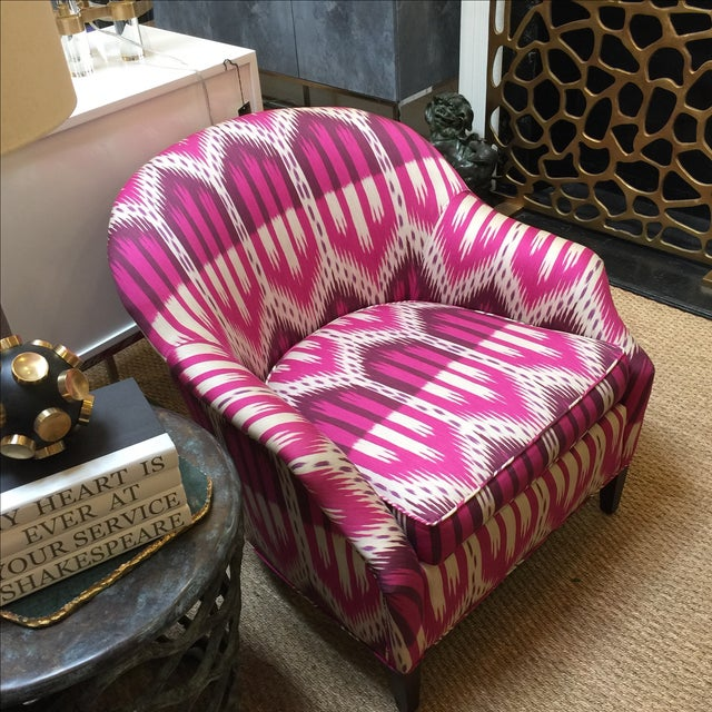Schumacher Chairs - A Pair - Image 5 of 5