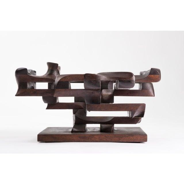 Mario Dal Fabbro Mario Dal Fabbro Sculpture For Sale - Image 4 of 6
