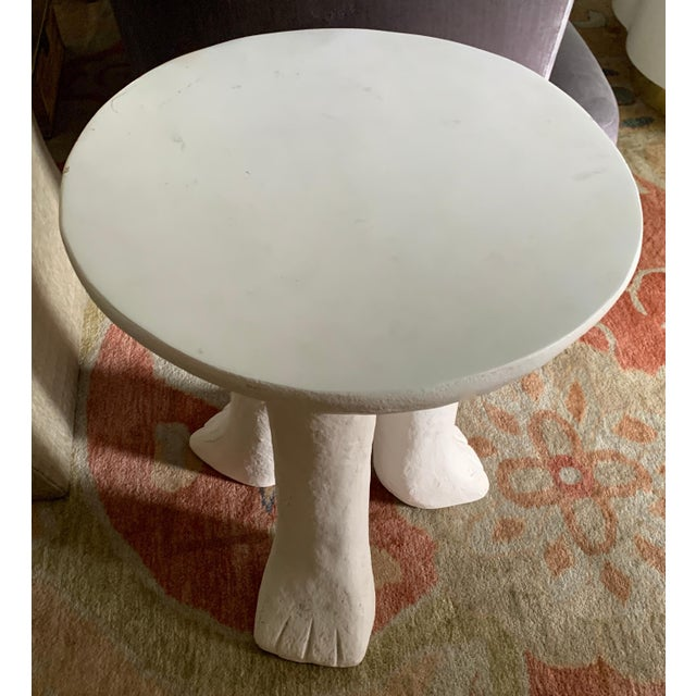 John Dickinson attributed Africa side table, the table is a wonderful example of John Dickinson, while we do not have...