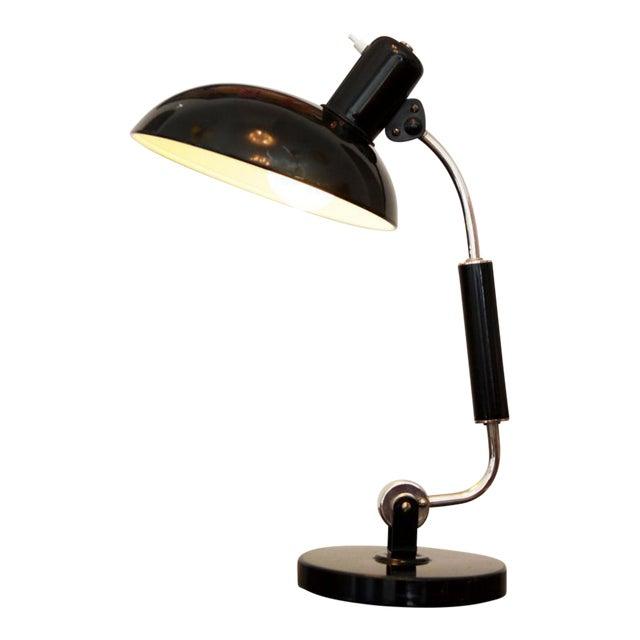 Austrian Mid Century Table Lamp by Christian Dell for Koranda, 1950s For Sale