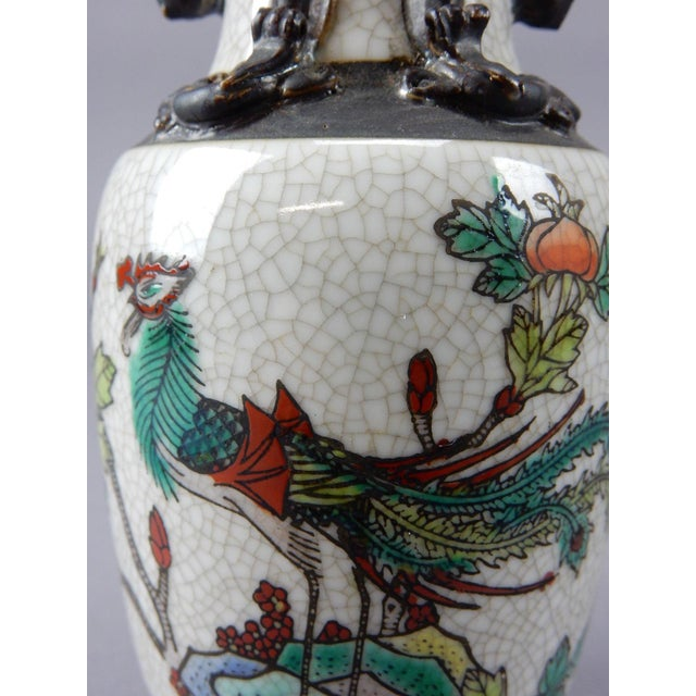 Antique Chinese Celadon Vase For Sale - Image 11 of 11