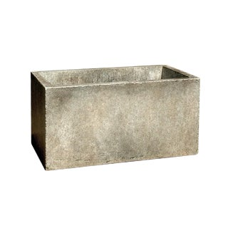 Cast Concrete Modern Trough For Sale