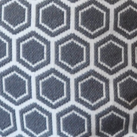 Needlepoint Hex Pillow - Image 2 of 2