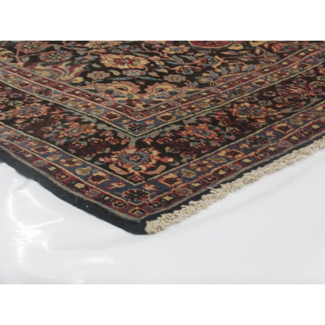 1910s Leon Banilivi Antique Dorokhsh Rug - 4′8″ × 7′3″ For Sale - Image 5 of 5