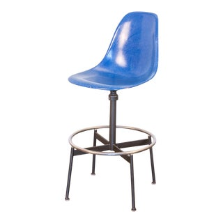 Charles and Ray Eames Drafting Stool for Herman Miller For Sale