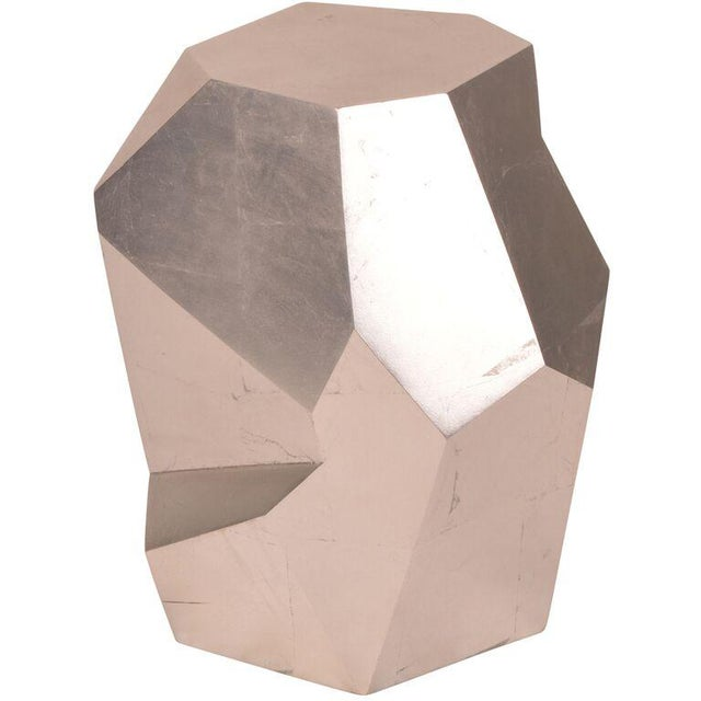 As if chiseled from stone, the Quarry accent table is the perfect modern counterpoint to a single chair or sofa, catching...