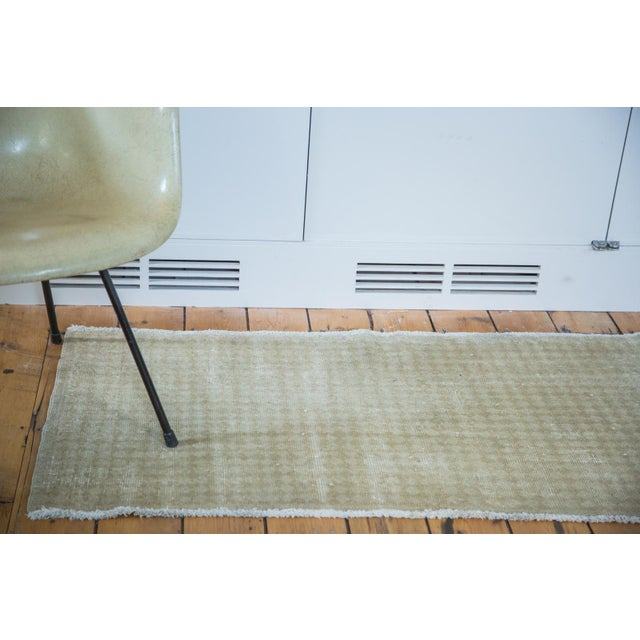 "Vintage Oushak Runner Rug - 2'2"" x 4'7"" - Image 2 of 5"