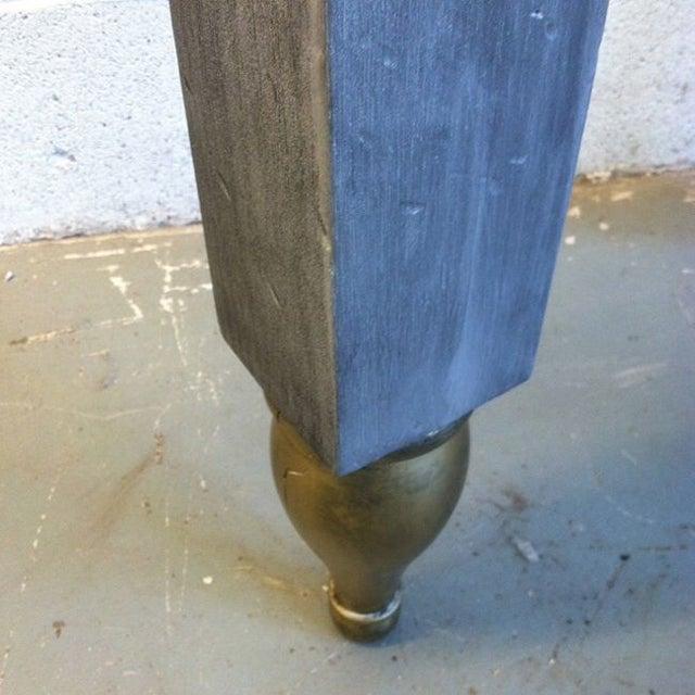 Oak SoHo Side Table - Image 4 of 4