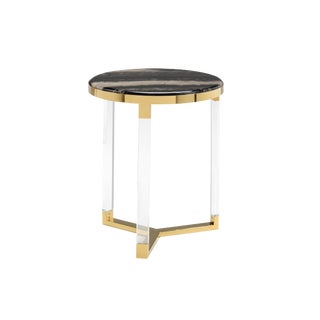 Chelsea House Inc Lovelock Side Table For Sale
