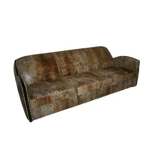 Art Deco Sofa For Sale