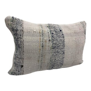 Vintage Turkish Lumbar Pillow Cover For Sale