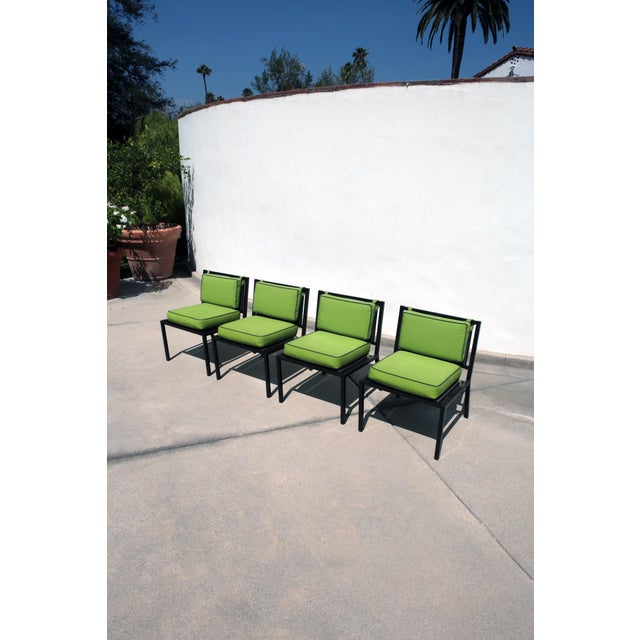Van Keppel Green Patio Chairs - Set of 4 - Image 8 of 9