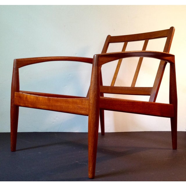 """Kai Kristiansen """"Paper Knife"""" Chair For Sale - Image 5 of 9"""