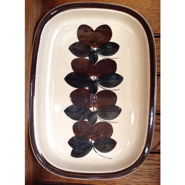 Vintage Ruija-Troubadour Rectangular Platter - Image 3 of 4