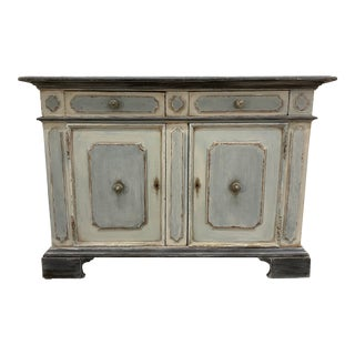 Italian Painted Buffet - Early 20th C For Sale