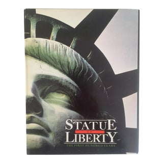 """"""" Statue of Liberty the 1st 100 Years """" Rare Vintage 1985 Architecture Heritage Large Collector's Book For Sale"""