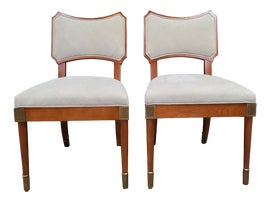 Image of Henredon Accent Chairs