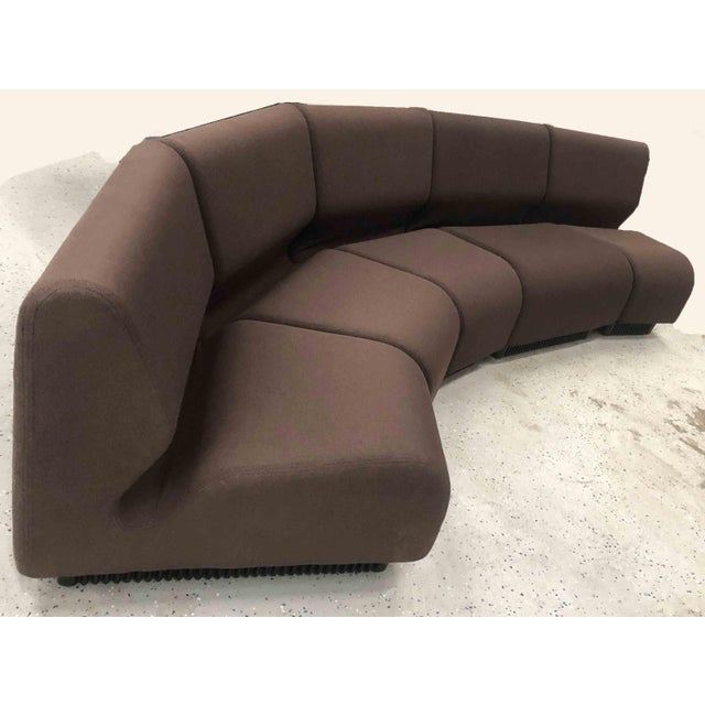 1970s Vintage Don Chadwick Herman Miller Modular Sofa - 5 Pieces For Sale - Image 9 of 13