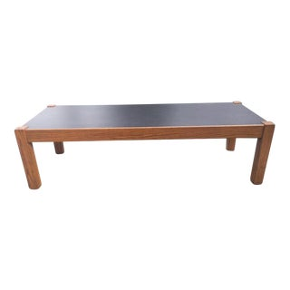 Harvey Probber Oak Coffee Table
