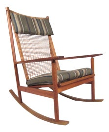 Image of Fabric Rocking Chairs