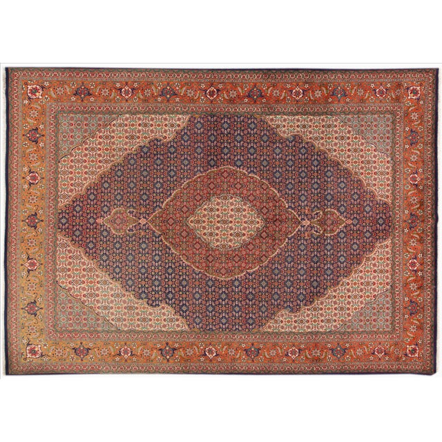 Apadana-Persian Rug - 8 ′4″ × 11'8″ For Sale
