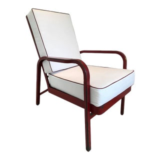 Jean Prouvé and Jules Leleu Armchair