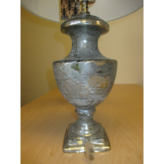 Mid-Century Modern Jamie Young Mini Lee Urn Table Lamp For Sale - Image 3 of 5