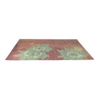 Kim Squaglia for Limn Collection Hand Knotted Rug
