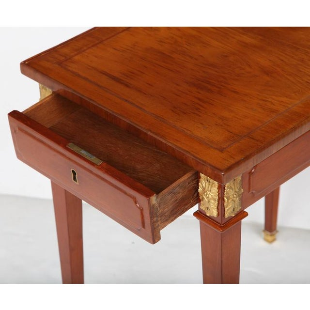 Louis XVI Writing Table For Sale - Image 9 of 10