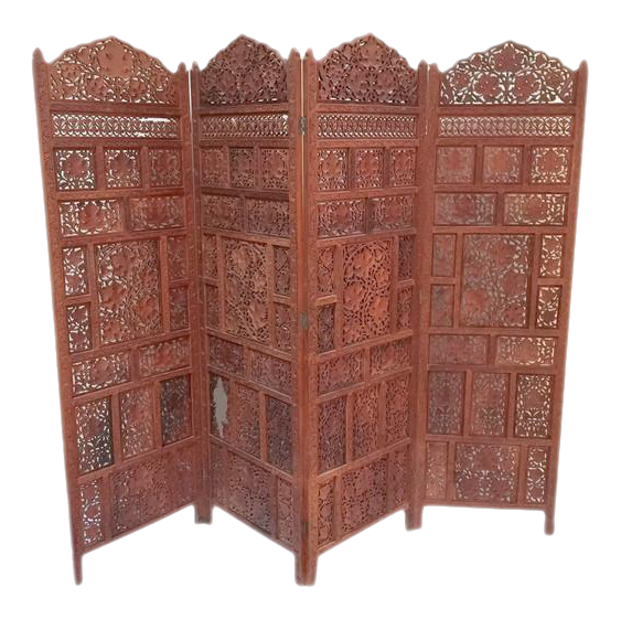 Vintage Used Moroccan Screens and Room Dividers Chairish