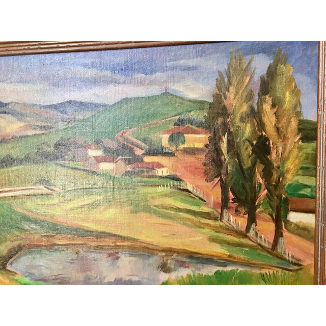 Landscape Paintings by Same Author - A Pair - Image 5 of 7