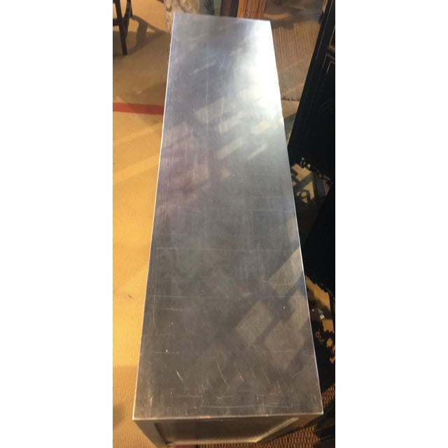 Modern Silver Dresser - Image 2 of 6
