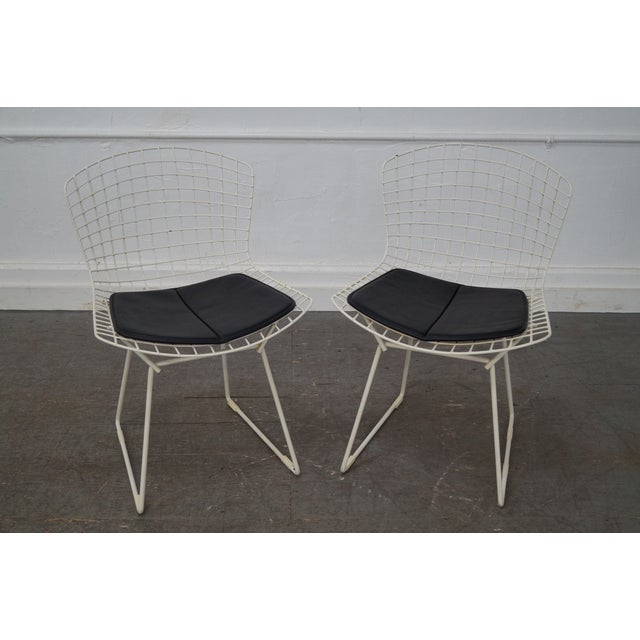 Harry Bertoia for Knoll Rilsan Dining Chairs - 4 - Image 7 of 10