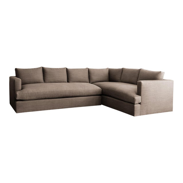 Chelsea Square Sectional Sofa For Sale
