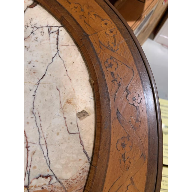Wood Early 18th Century Louis XV Style Side Table For Sale - Image 7 of 8