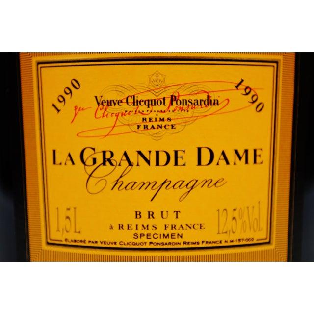 La Grande Dame Champagne Display Bottle - Image 4 of 7