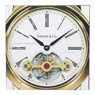 Tiffany Timepieces by John Loring For Sale