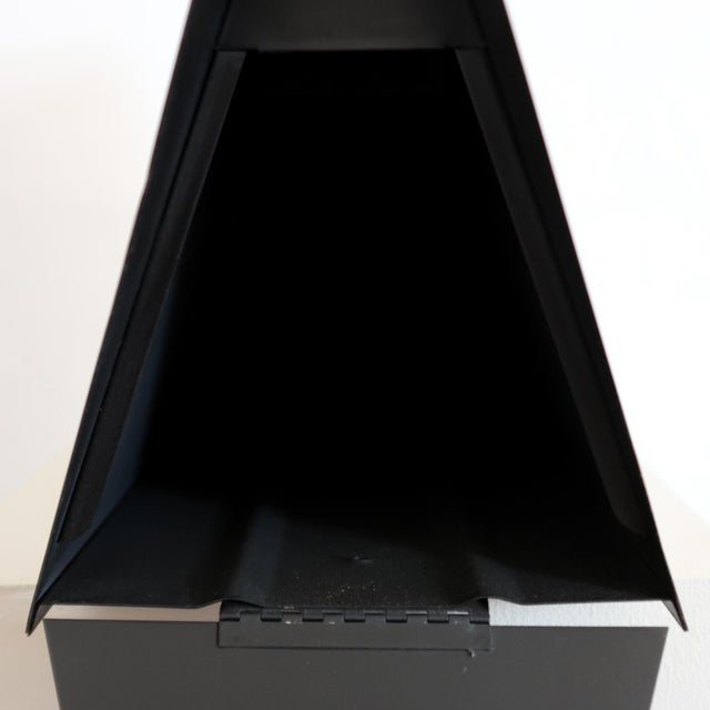 1950s A-Frame Architectural Mailbox, 1950s For Sale - Image 5 of 13