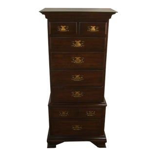 Pennsylvania House Solid Cherry Lingerie Chest For Sale
