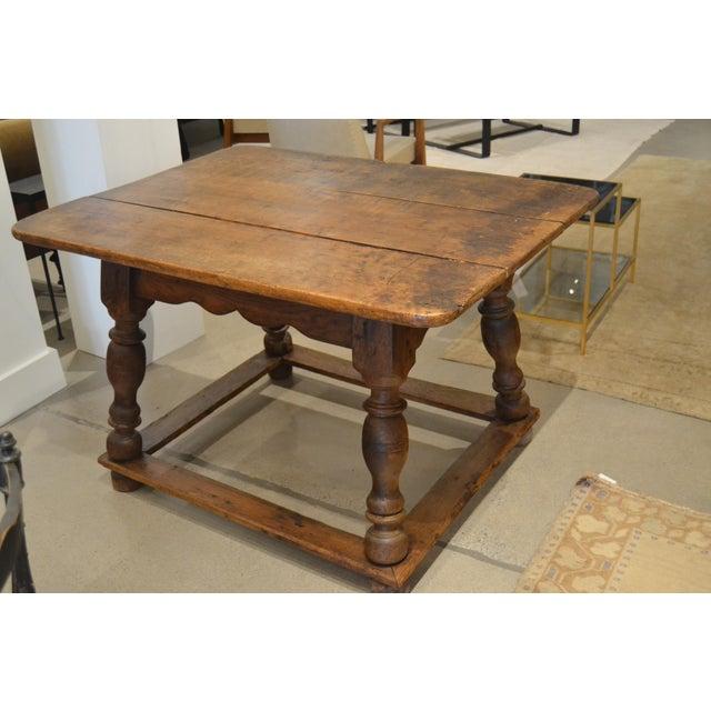 """Antique """"Table D'Echangeur"""" For Sale - Image 13 of 13"""