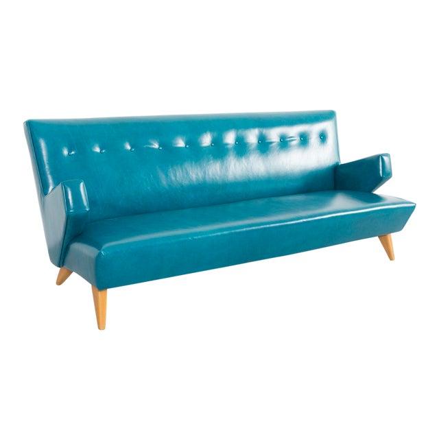 Jens Risom Model 37 Sofa For Sale