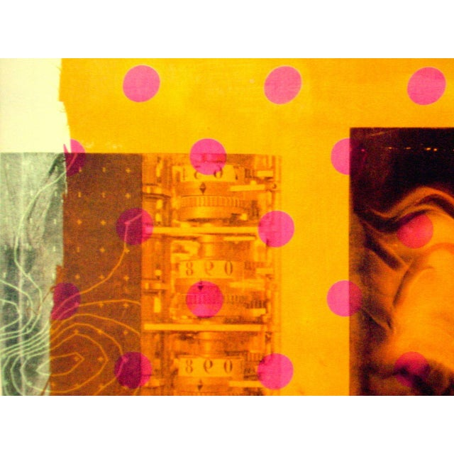 Robert Rauschenberg 1981 Moderna Museet Exhibition Poster Signed For Sale In Tampa - Image 6 of 7