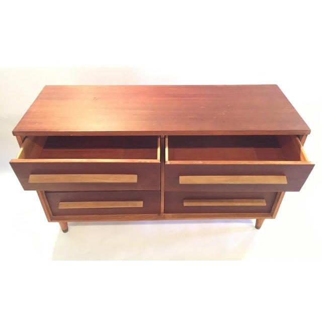 Mid-Century 6-Drawer Dresser - Image 3 of 5